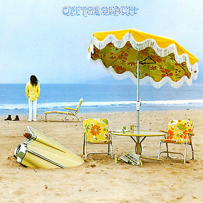 Neil Young - On The Beach - 140gram Vinyl LP & Download *NEW*