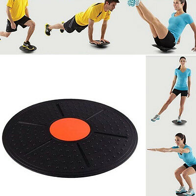 Durable Balance Wobble Board 37cm Rehabilitation Fitness Exercise Training Yoga
