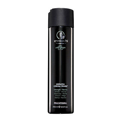 PAUL MITCHELL AWAPUHI WILD GINGER KERATIN CREAM RINSE 250ml *FREE DELIVERY