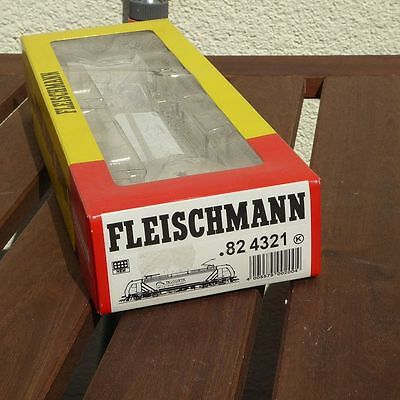 Fleischmann 82 4321 Empty packaging electric locomotive BR 145-CL TX Logistic