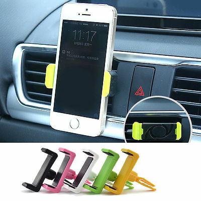 360° Adjustable Car Air Vent Mount Holder Stand For Universal Mobile Phone GPS