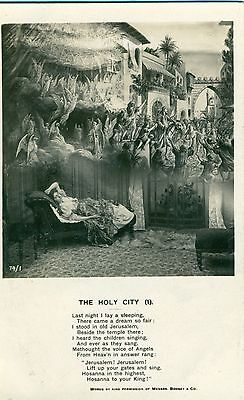 POSTCARD SONG The Holy City (1)