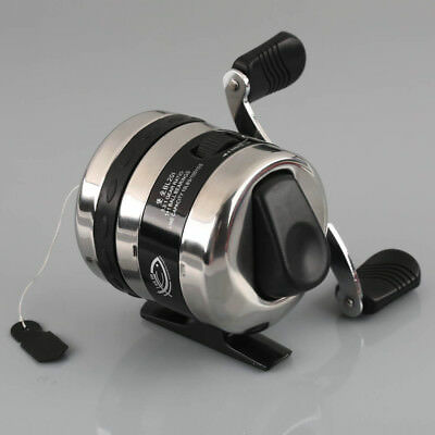 Bow Slingshot Fishing Spinning Reel Spincasting Gear Ratio 3.3:1 Right Handed