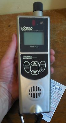 MINT Industrial Scientific VX500 Photoionization Detector - Organic Compounds