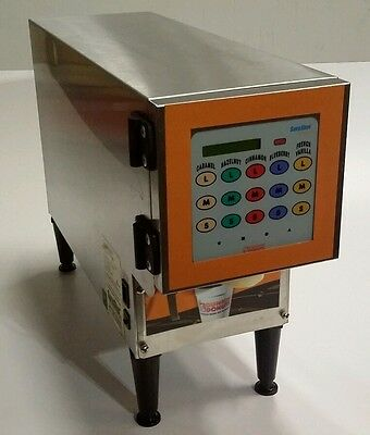 Sure Shot / Sureshot Model# Acfs-5 Flavor Syrup Dispenser System Touchpad