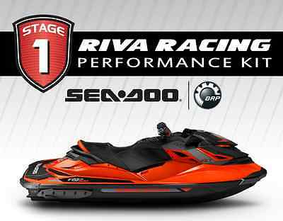 SeaDoo RXP-X 300 STAGE 1 Kit 75+MPH RIVA Power Filter SCOM RS-RPM-RXPX300-1