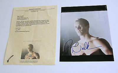 Paul Walker~Fast & Furious~RARE Early Career Signed 8x10 Photo~Frank Garo COA
