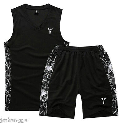 2016 New Summer Men's Breathable Basketball Clothes Uniform Team Sports Clothes
