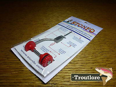 Stonfo Elite Bobbin Disc Drag - New Fly Fishing Tying Tool
