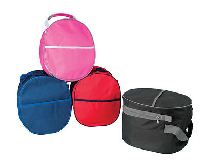 Rhinegold Horse Rididng Hat Bag Protects From Dust, Scuffs and Dirt