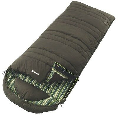 Outwell 4 Season Single Camper Supreme Sleeping Bag Camping Equipment