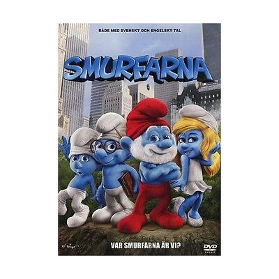 The Smurfs DVD new sealed