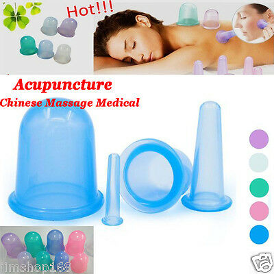 Massage Medical Body Healthy Set Cupping Therapy Anti Cellulite Vacuum Suction