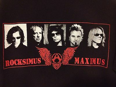 Aerosmith T Shirt Rocksimus Maximus Tour 2003 Large