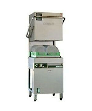 Eswood Automatic In-line Pass-Through Recirculating Dishwashers ES25