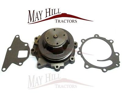 Ford 2000,3000,3600,4000,4600 Tractor Water Pump Single Pulley - SEE LIST