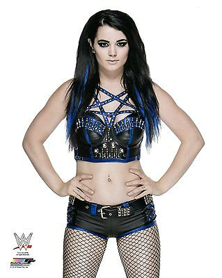 "PAIGE WWE PHOTO BRAND NEW STUDIO 8x10"" OFFICIAL WRESTLING PROMO TOTAL DIVAS"