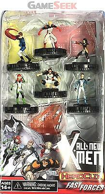 Uncanny X-Men Fast Forces: Marvel Heroclix - Games/puzzles Board Games Brand New