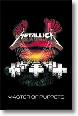 METALLICA POSTER Master of Puppets RARE NEW HOT 24X36 - PRINT IMAGE PHOTO