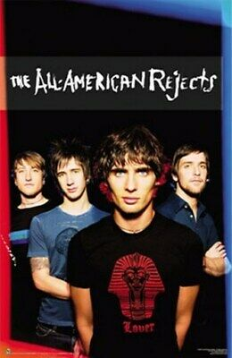 All American Rejects Poster - Group Shot 24X36 - Print Image Photo