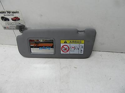 Hyundai Accent Sunvisor Rb, Lh Side, 07/11- 11 12 13 14 15 16