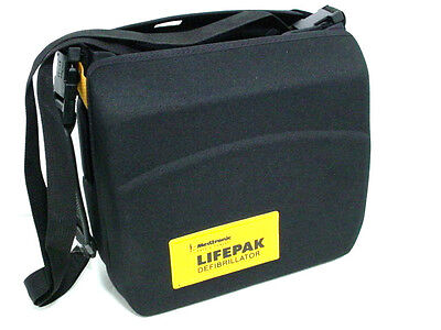 Medtronic Physio-Control LIFEPAK 500 Complete Soft Shell Carrying Case Only~ NEW