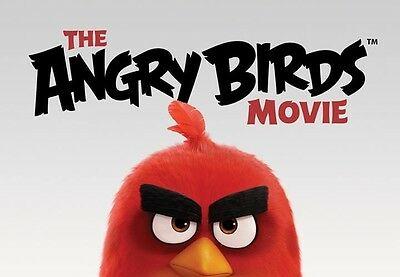 The Angry Birds Movie [ Blu-ray Only ]