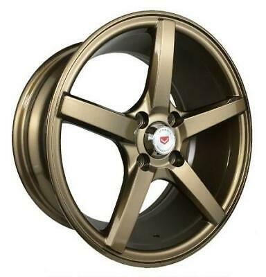 4pcs TE37 15 inch Mag Wheels Rim 4X114.3 Alloy wheel Car Rims SY5029 BRZ-1