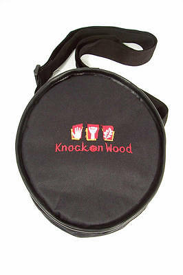 Deluxe Padded Oval Bag for Sansula Instrument