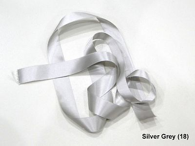 1m//5m//10m//20m//100m Berisfords Pearl 35mm Double Sided Satin Ribbon