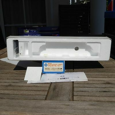 Roco 63723 Empty packaging electric locomotive BR 101 098-2 DB AG Ep.5 Bayer Box