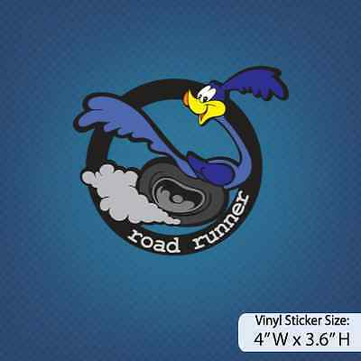 Road Runner / Version B / Animation / Cartoon / Warner Bros / Decal / Sticker