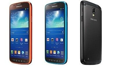 Samsung Galaxy S4 Active I537- 16GB (AT&T GSM Unlocked) Smartphone A