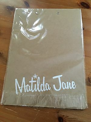 Reduced! Matilda Jane Clip Board New In Package
