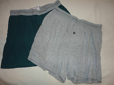 Lot of 2  NEW  Vintage Boys Fruit of the Loom  Boxer Shorts UNDERWEAR Large