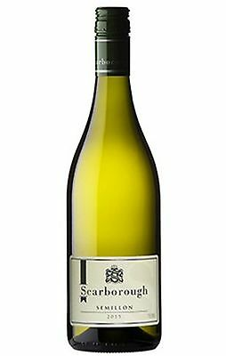 6 X Scarborough Hunter Valley Semillon 2016