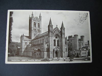 POSTCARD DEVON Buckfast Abbey