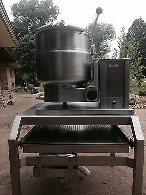 Groen TDB/ 4-20 Steam Jacketed Kettle - Tested, Cleaned READY TO GO! 20 quart qt
