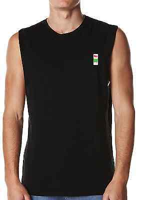 Poysian poy sian embroidered muscle gym singlet tshirt trance hardstyle Defqon