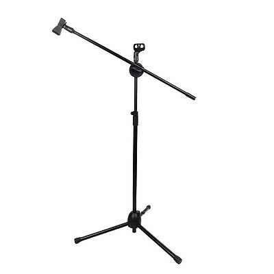 Tripods Metallic Metal Stand Bracket Stents Double-headed Microphone Holder SP
