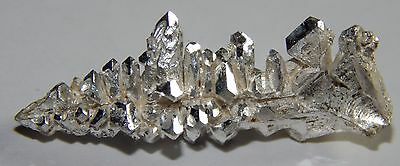 6.63 Grams of .999 crystalline silver crystal nugget 99.999% pure