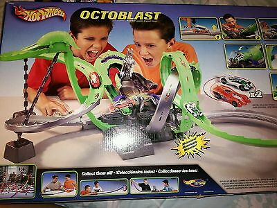 hot wheels octoblast instructions