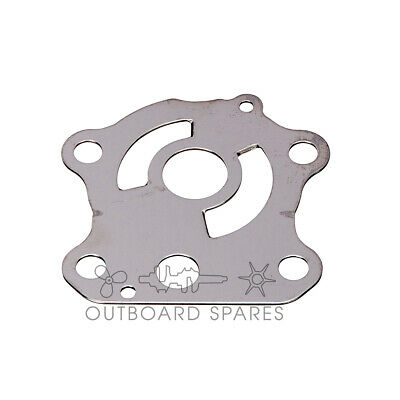 A New Yamaha Outer Wear Plate for 60, 70hp Outboard (Part # 6H3-44323-00)