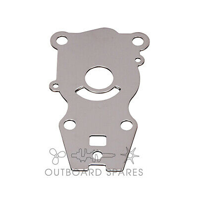 A New Yamaha Outer Wear Plate for 30, 40hp Outboard (Part # 66T-44323-00)
