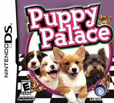 *NEW* Puppy Palace - Nintendo DS