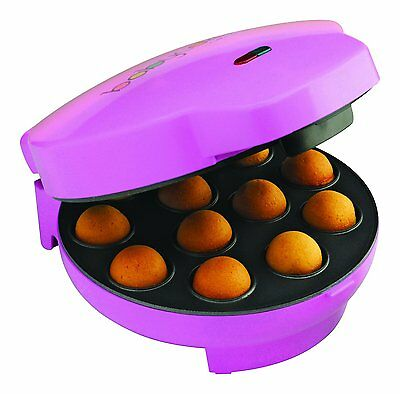Inventum PC12 Pop-Cake Maker Popcakes popcakemaker Mini Muffin Cake-Pop NEU & OV