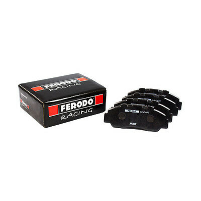 Ferodo Ds2500 Brake Pads Front For Civic Type R Fn2 07-11