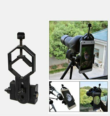 Top Universal Telescope Cell Phone Mount Adapter for Monocular Spotting Scope AU