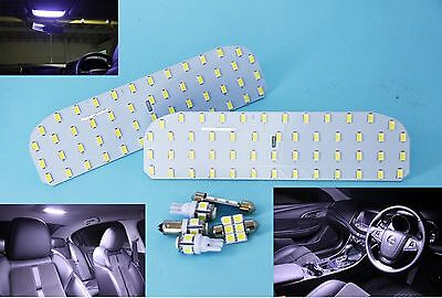 Holden VF Commodore Bright White LED Interior Light Kit - Exact Fit Panel Lights