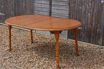 Country Kitchen Style Extending Dining Table - Shabby Chic Project?